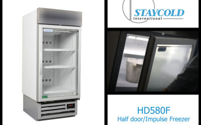Staycold Launches New Hinge Door Freezer