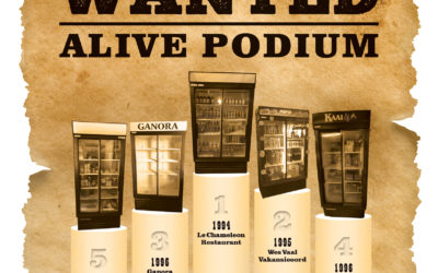 Wanted Alive Podium